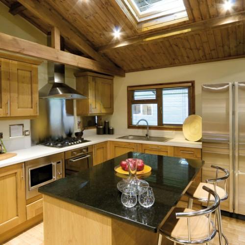 FLH Lodge interior.