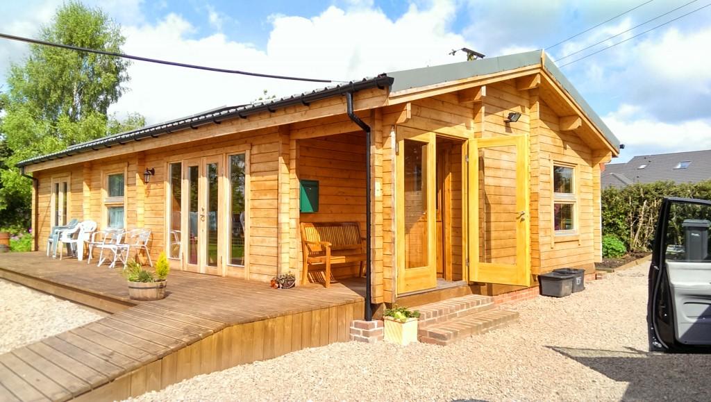 Eco Cabin Shropshi 1