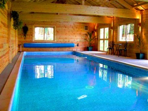 Swimming Pool Timber Enclosure 3