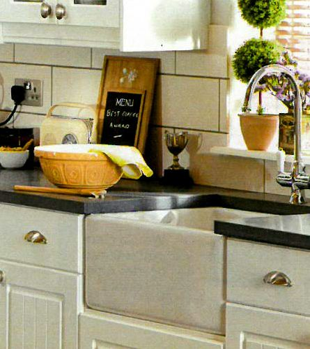 Kitchenette---interior-of-Glamping-Wagon-Hut